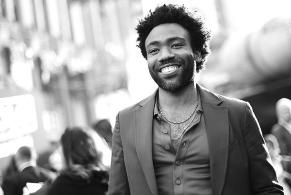 Donald Glover, AKA Childish Gambino, attending the world premiere of Solo: A Star Wars Story