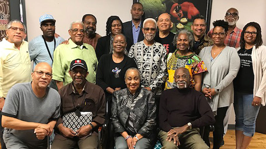 Members of the Board of Directors of the Institute of the Black World 21st Century met at the IBW's National Office in Baltimore on May 4 & 5, 2018