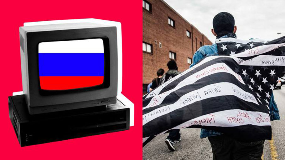 Russian Trolls Were Obsessed With Black Lives Matter