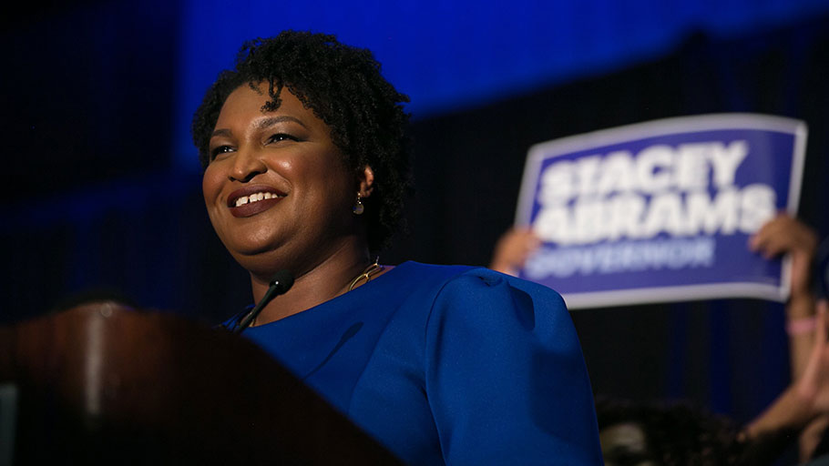 Stacey Abrams' Georgia Primary Victory Is the Latest Win for Black Political Organizing
