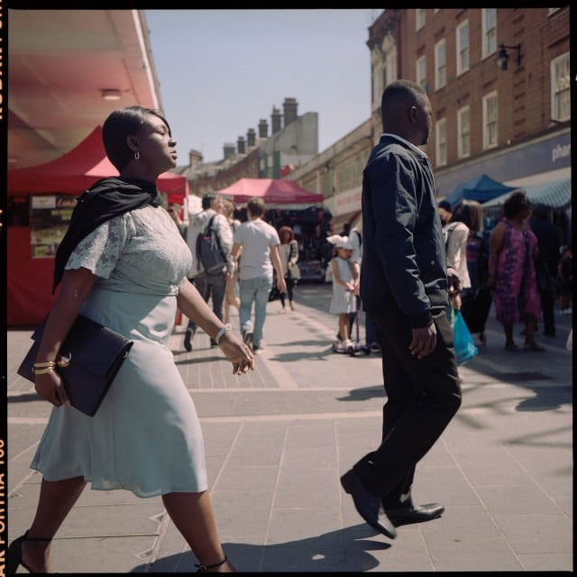 Brixton, a multiethnic neighborhood in South London, is known as the black capital of Europe.