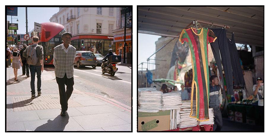 Caribbean influence is evident in Brixton's jerk chicken grills, reggae dance halls and vibrant mural scene.