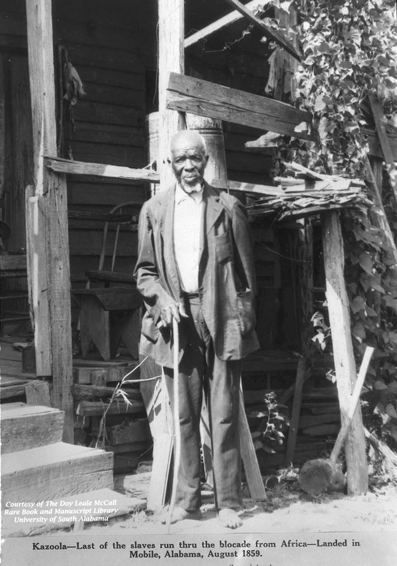 Cudjo Lewis was 86 years old when Hurston came to interview him.