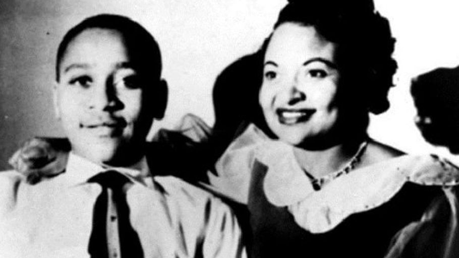 Mamie Till Mobley and her son, Emmett Till, whose lynching in 1955 became a catalyst for the civil rights movement. | Photo: Mamie Till Mobley Family