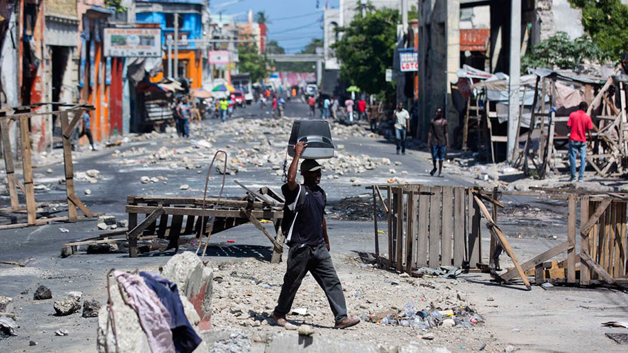 Haiti's deadly riots fueled by anger over decades of austerity and foreign interference