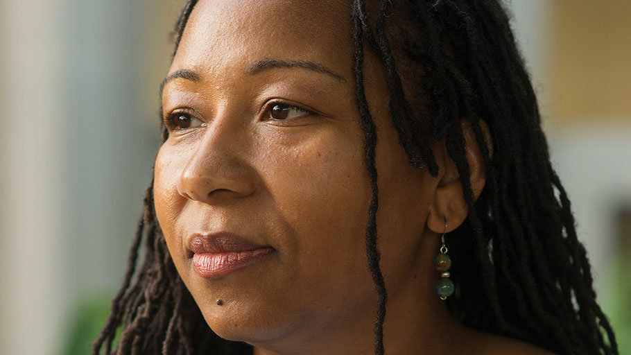 Nikuyah Walker: 'You have to be an active participant in a true democracy.' Photograph: Pat Jarrett for the Guardian
