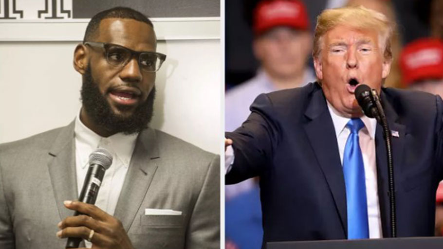 Here's Why Trump Picked on LeBron, And It Has Nothing to Do with His School or His IQ