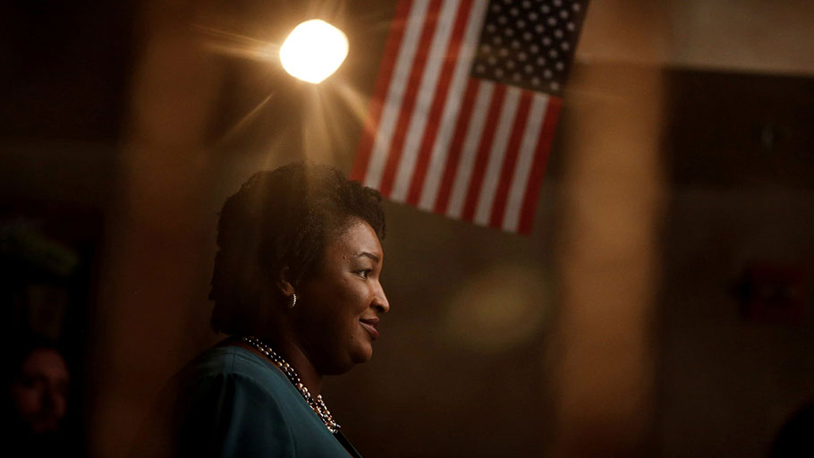 In Georgia governor's race can a black woman make history?