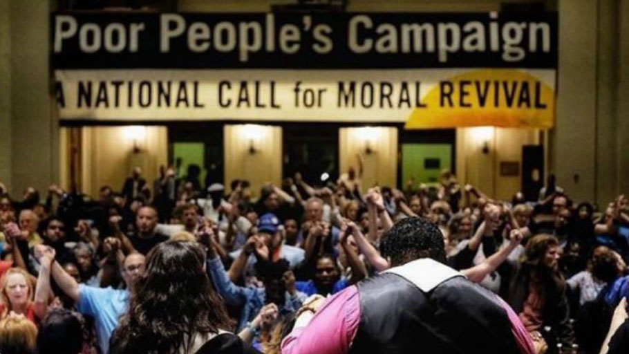 The tens of millions of people who have participated in the Women's March, the March for Our Lives, and the many other protests of the Trump era are marching in place in every community large or small. They have the potential to provide a vast grassroots network of the Poor People's Campaign can reach out and inspire them to act together.