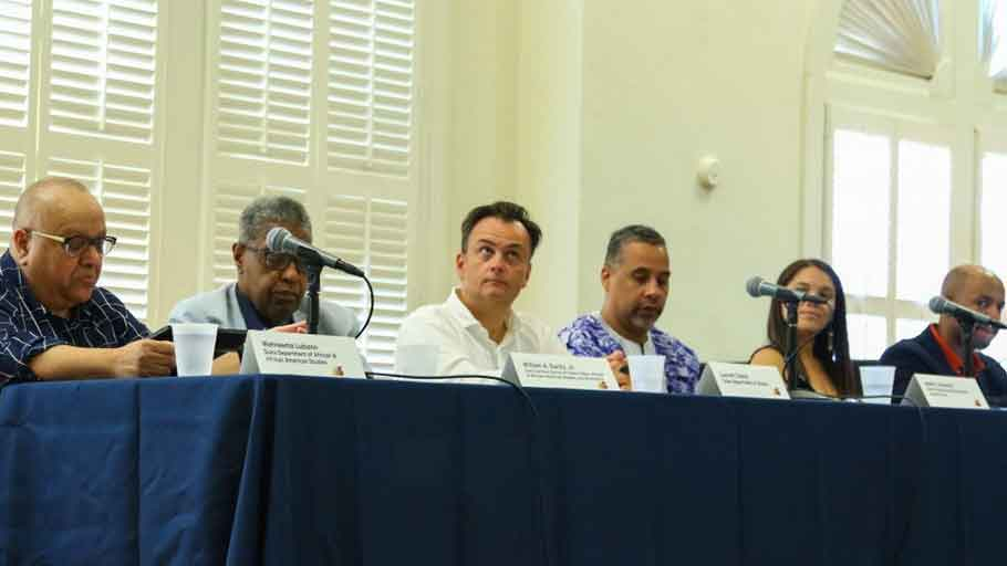 Should there be reparations for African Americans? Scholars tackle the topic at Monday panel