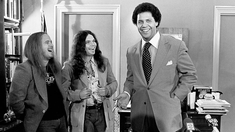 Maynard Jackson meets Lynyrd Skynyrd (1977)