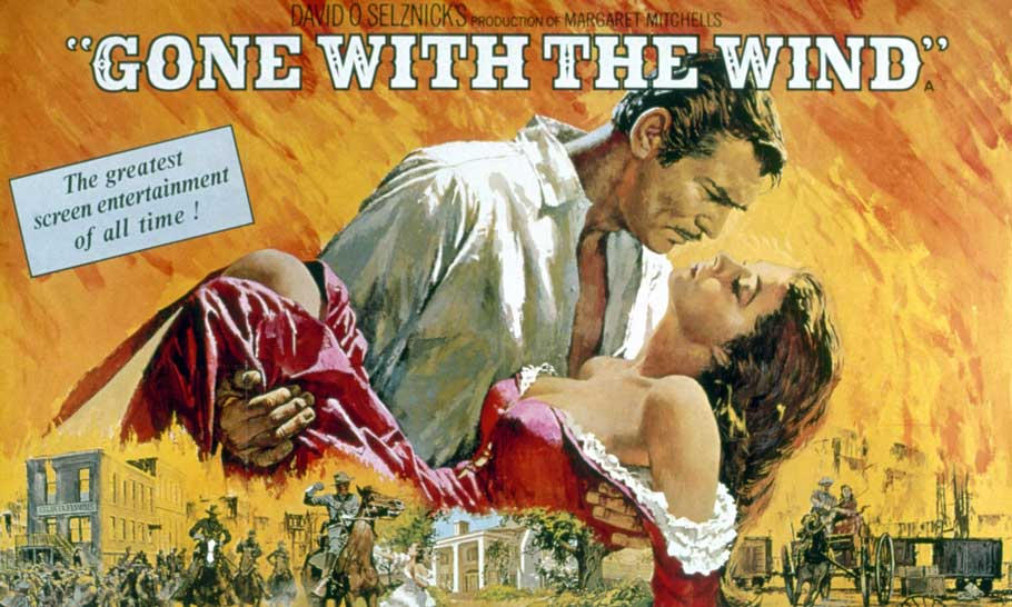 Gone With the Wind, portrayed an Atlanta resplendent with all the accoutrements of Southern Honor and the Lost Cause