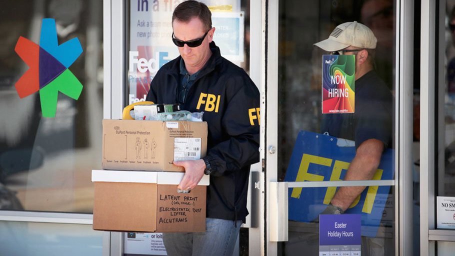 Mailing Bombs Domestic Terrorism