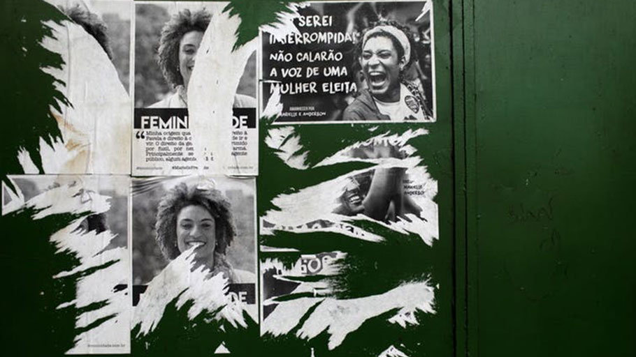 The March 2018 assassination of Rio de Janeiro city councilwoman, Marielle Franco, spurred a wave of black women running for local and federal office in Brazil.