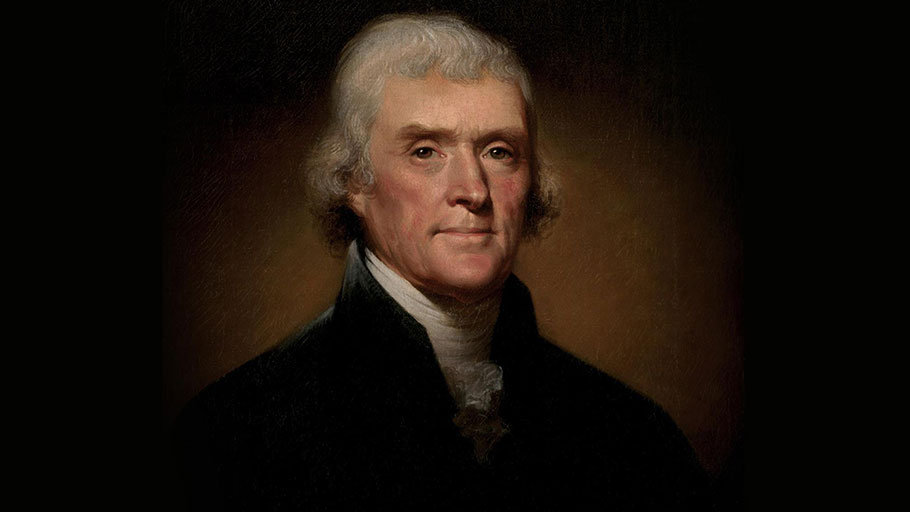 Thomas Jefferson: Founding Father … White Supremacist?