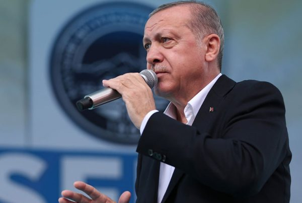 President Recep Tayyip Erdoğan reportedly said of Malcom X: 'We will make his name live on in Ankara.'
