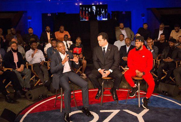 When Black Men Defended Brett Kavanaugh in Baltimore