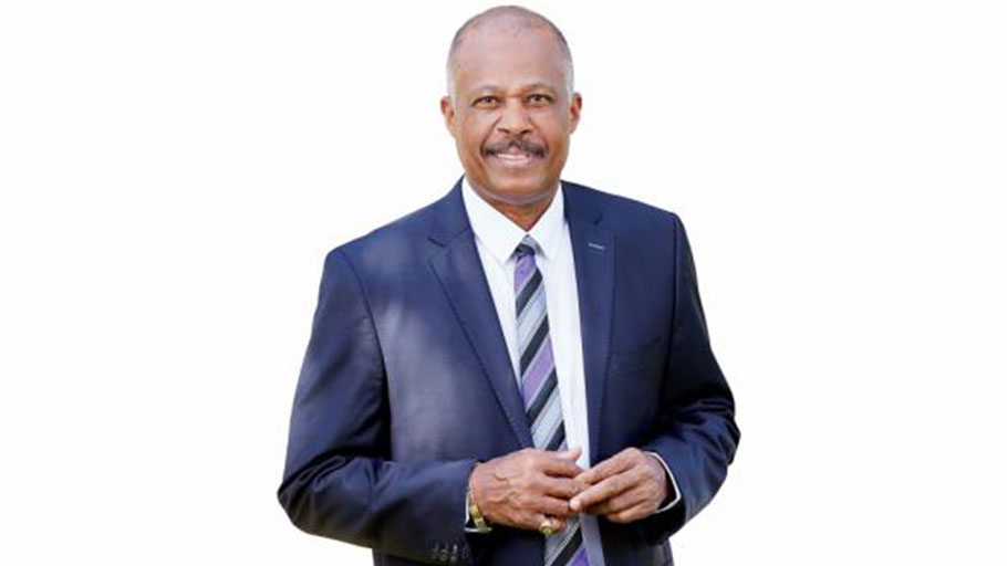 Vice Chancellor of The University of the West Indies (UWI) Sir Hilary Beckles