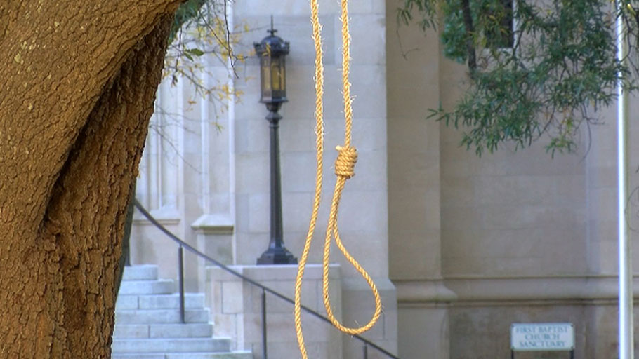 Noose found at MS State Capitol