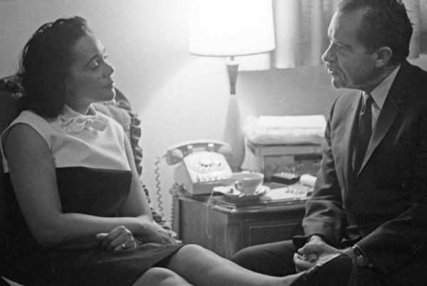 The Secret Visit Richard Nixon Paid Coretta Scott King Two Days After Martin Luther King Jr. Was Assassinated