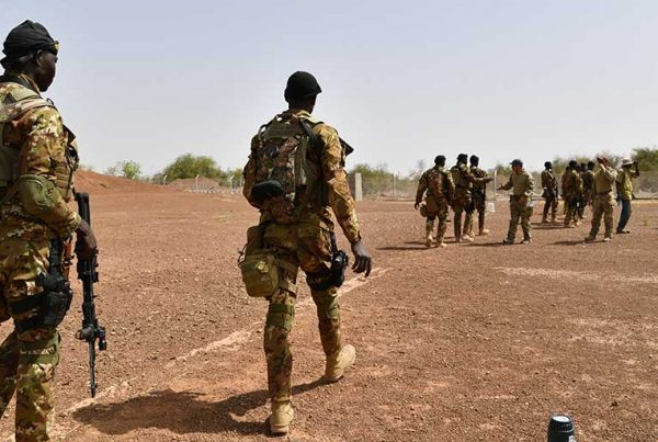 U.S. Has More Military Operations in Africa Than the Middle East