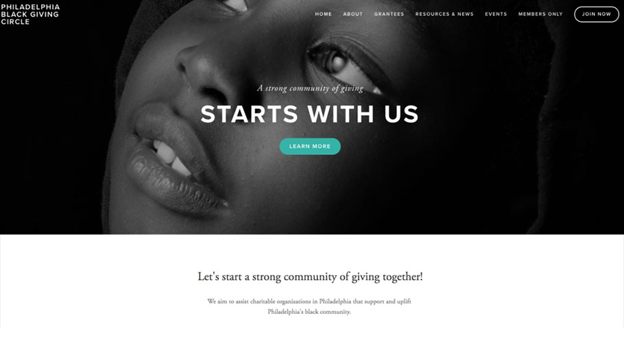 A New Giving Circle That is Exclusively Funding Black-led, Black-Serving Nonprofits