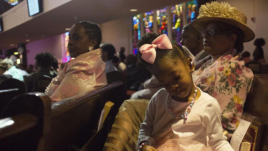 The History That Shaped The Atlanta Neighborhood Where MLK Was Raised