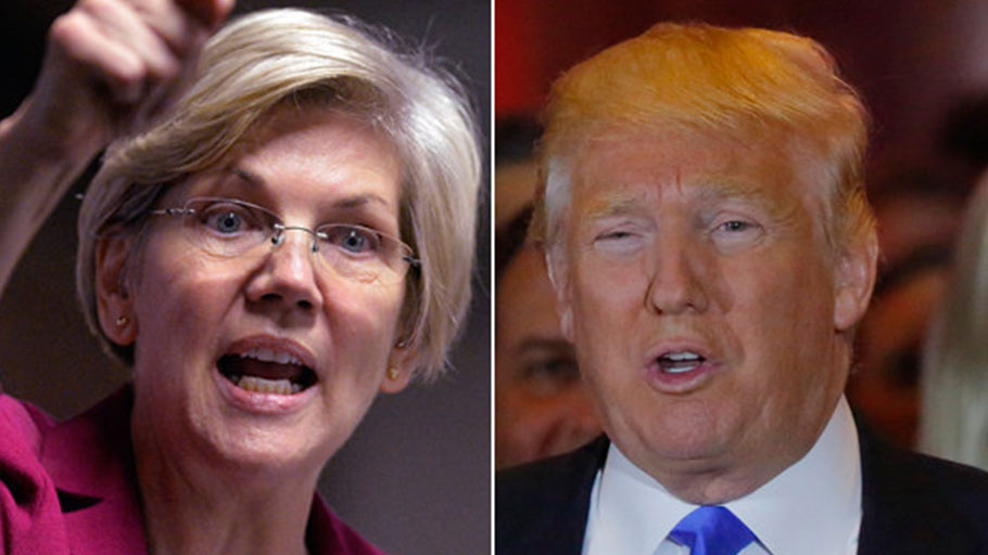 Warren is the One Democrat Who Can Give Trump the Best Run for His Money