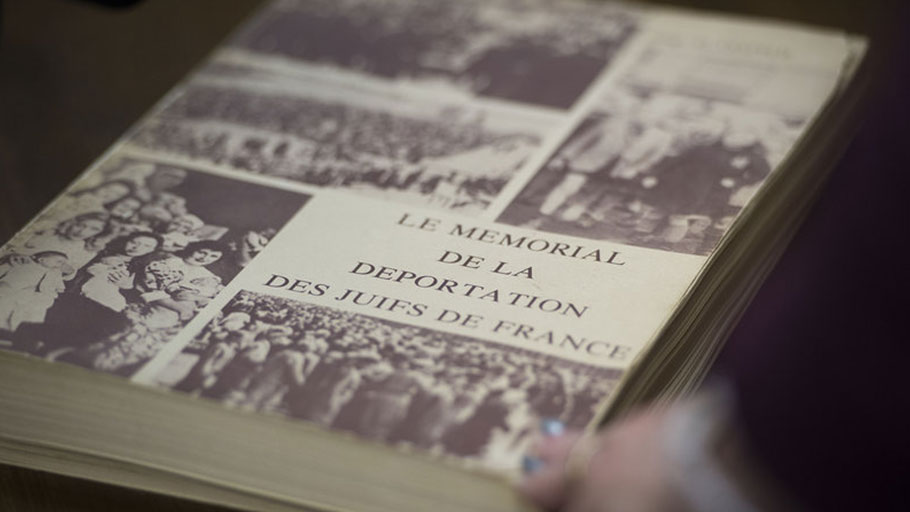 Holocaust Survivors And Victims' Families Receive Millions In Reparations From France