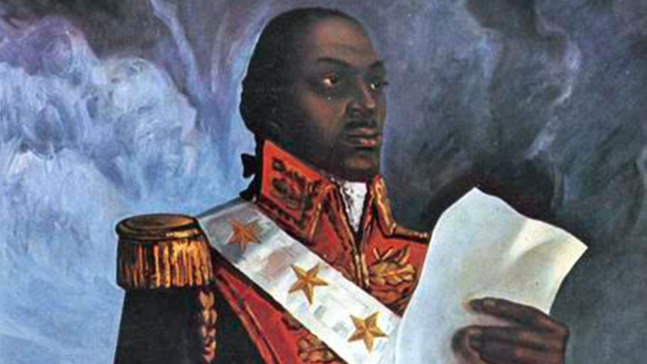 Toussaint Louverture led a slave rebellion that eventually overthrew French colonization in what was then Saint-Domingue and what became the independent nation of Haiti. The revolution had a profound effect on the United States on both sides of the slave debate.