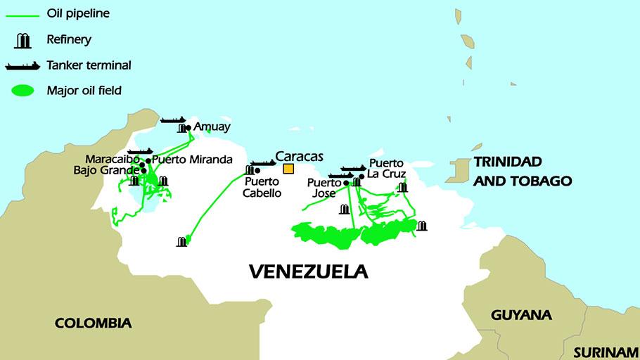 Oil History in Venezuela
