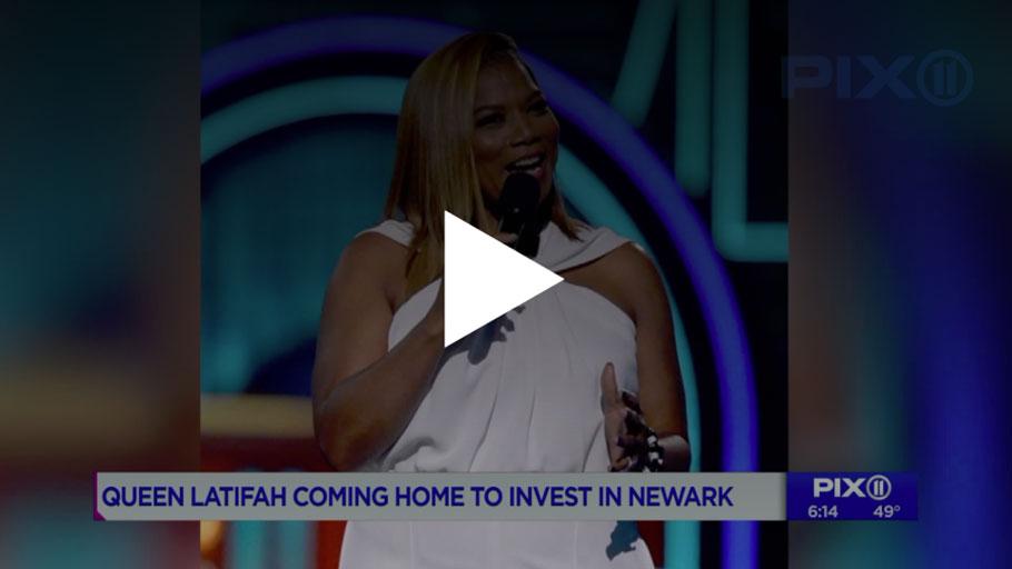 Queen Latifah coming home to Newark to redevelop neighborhood