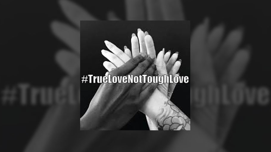 Moms United to End the War on Drugs Re-launches #TrueLoveNotToughLove Campaign on Valentine's Day