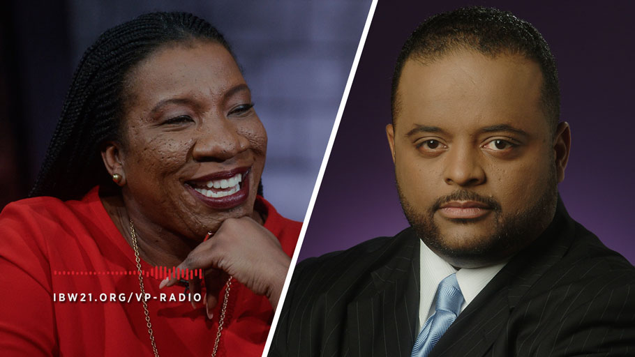 Roland Martin and York College Conversation with Tarana Burke — March 11th Edition of Vantage Point