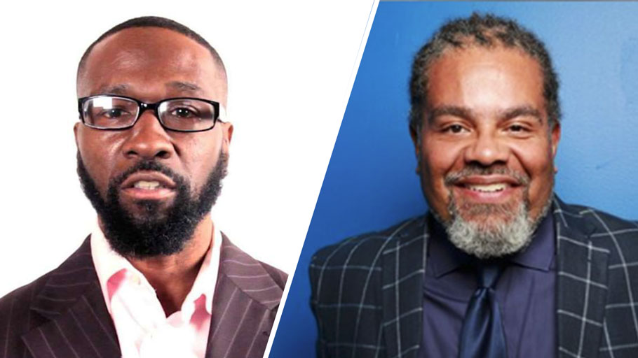 Melvin White and Mark Thompson - March 23, 2019 Edition of Vantage Point Radio with host Dr. Ron Daniels. Topics: Gentrification and Reparations.