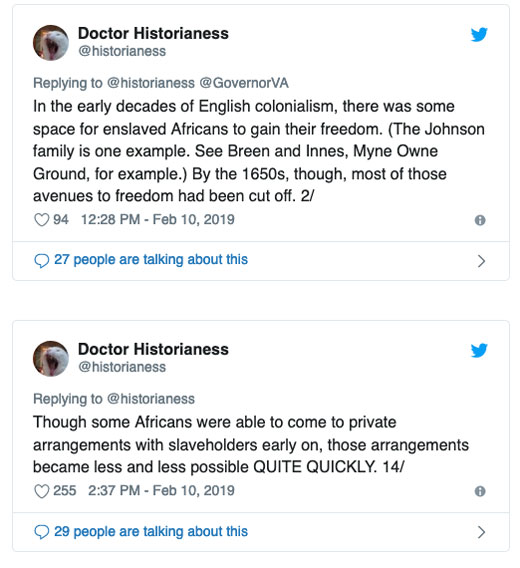 Tweets by Doctor Historianess (@historianess)