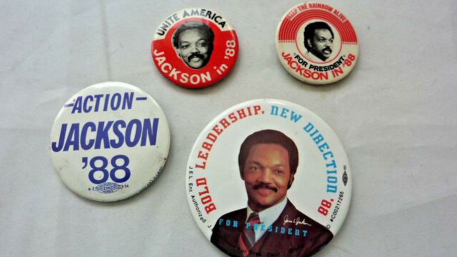 In Newark, Jesse Jackson's Warm Embrace of Winter