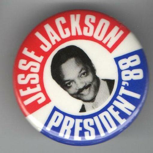 Jesse Jackson Buttons