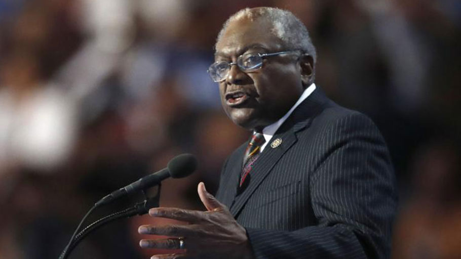 SC's Clyburn pans reparations, 'opportunity zones' as unable to address racial inequality