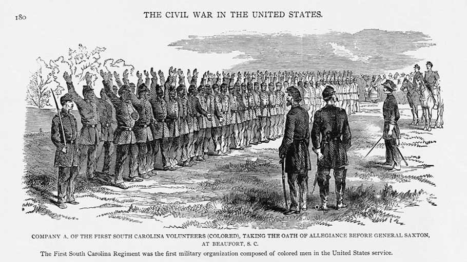 Civil War in the United States