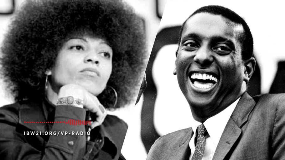 WBAI Fund Drive Edition of Vantage Point Radio: Stokely Carmichael and Angela Davis