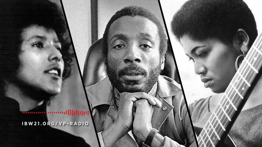 WBAI Fund Drive Edition of Vantage Point Radio: Dick Gregory, Elaine Brown and Odetta