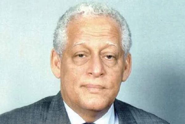 Former vice chancellor of the University of the West Indies (UWI)