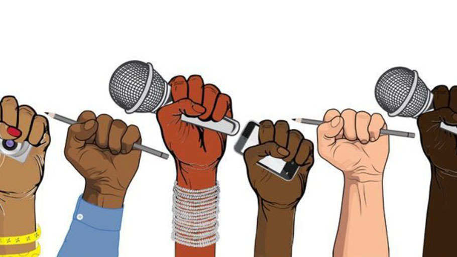 Civil Society, Press Freedom & Human Rights Under Attack in Africa