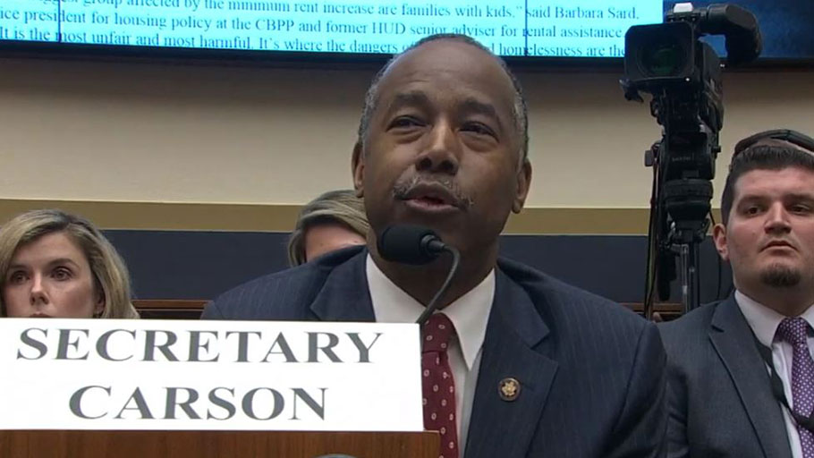 Ben Carson Humiliates Himself At Hearing As Member Of Congress Has To Explain How HUD Works