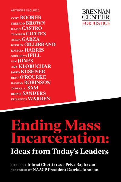 Ending Mass Incarceration: Ideas from Today's Leaders - Cover