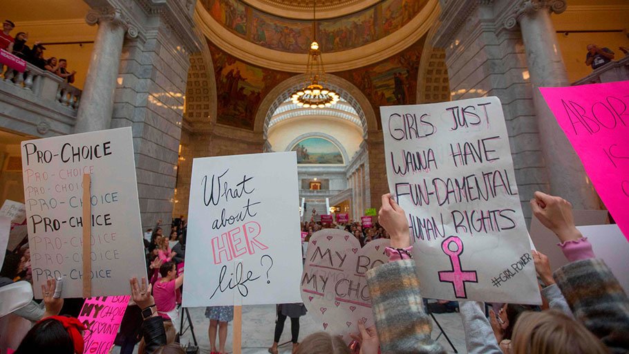 The Alabama abortion ban has prompted new questions about why America's elected officials don't look more like America.