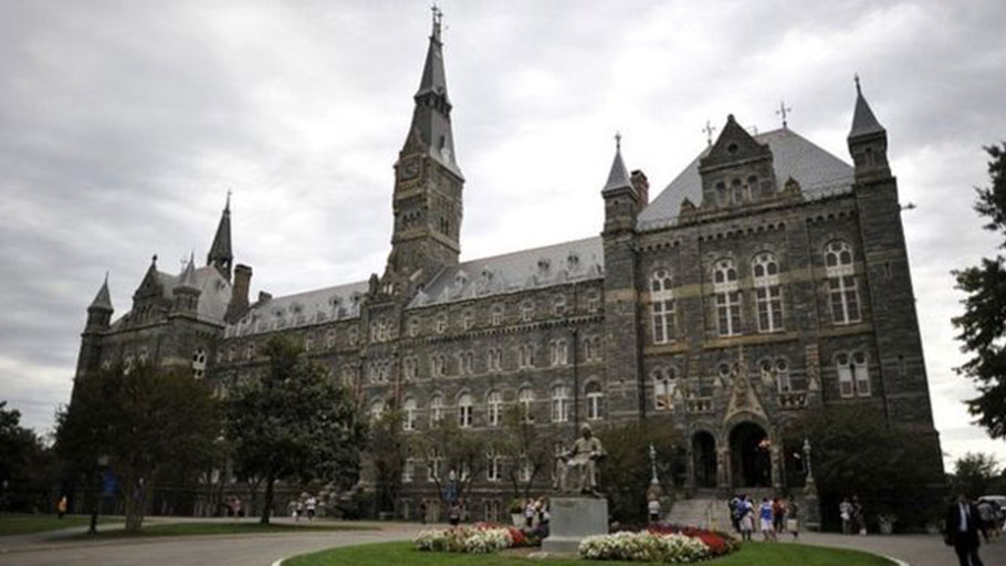 Georgetown University has sought to help individual descendants of its former slaves