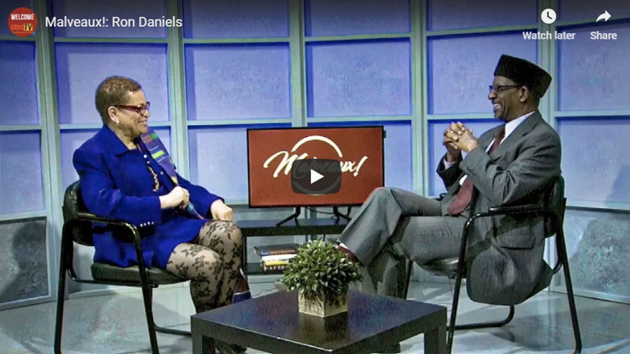 Dr. Ron Daniels on the Malveaux! Show