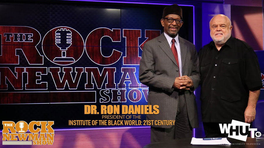 Dr. Ron Daniels on The Rock Newman Show - Video Preview